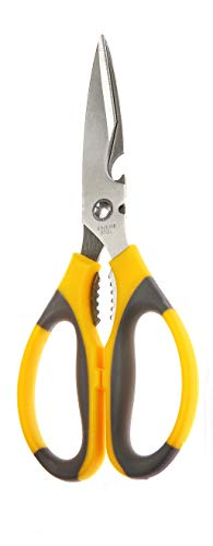 Petals Multipurpose Kitchen Household and Garden Scissor (8.5″), Colour May Vary Price & Reviews
