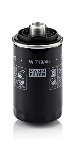 Mann-Filter W 719/45 Spin-on Oil - Engine Audi A4 A6