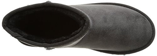 ESPRIT Uma Vintage - Botas de material sintético para mujer negro - Noir (001 Black)