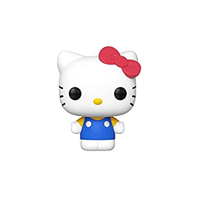Funko Pop! Sanrio: Hello Kitty - Classic Hello Kitty: Toys & Games