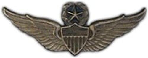Aviator Large Pin - Master Army Aviator Large Pin