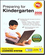 Weekly Reader L.S. - Preparing For Kindergarten 2008