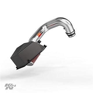 K&N Cold Air Intake Kit: High Performance, Guaranteed to Increase Horsepower: 2010-2017 Chevy/GMC (Equinox, Terrain) 2.4L L4, 77-3071KS