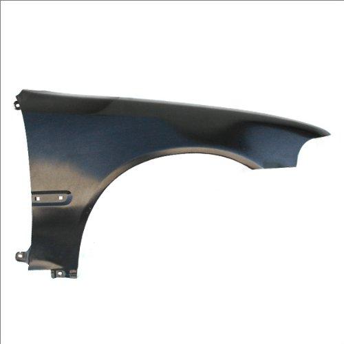 CarPartsDepot, Passenger Right Side Fender Primed Steel Molding Hole Coupe Hatchback, 371-20265-02 HO1241123 60211SR3506ZZ