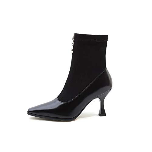 Compensées Sandales Abm13846 Balamasa Femme Noir wRqETS5T
