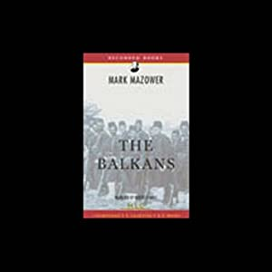 The Balkans Audiobook