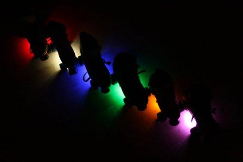 Roller Skate Lights Led in US - 1