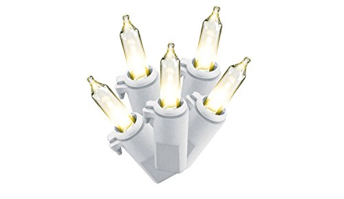 Philips 60ct LED Mini String Lights - Warm White