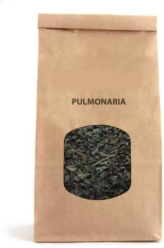 Hojas de Pulmonaria Natural 100g Pulmonaria Officinalis​ para Infusiones