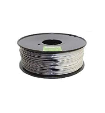 Flashforge PLA Color Change Filament 1.75 mm 1kg by WOL3D (Grey to White)