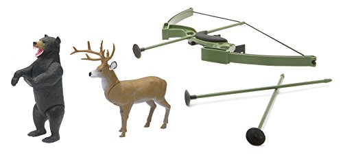Wild Hunting Bow and Arrow Playset - Assortment May Vary