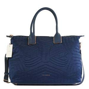 TED BAKER(テッドベーカー) トートバッグ 143255 10 NAVY B07PDCPFMD