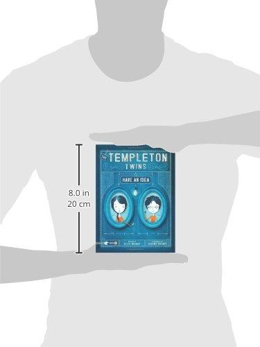 The Templeton Twins Have an Idea: Book 1: Ellis Weiner, Jeremy ...