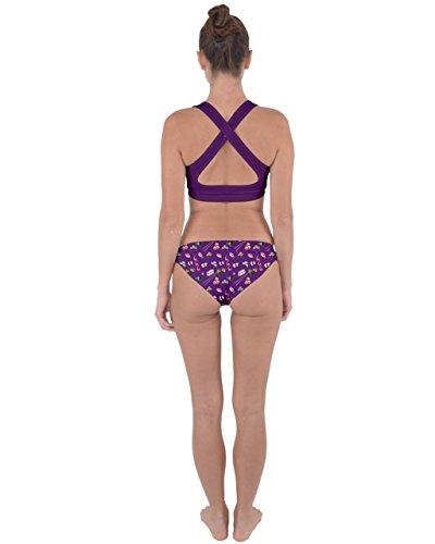 CowCow - Conjunto - para mujer Purple 2