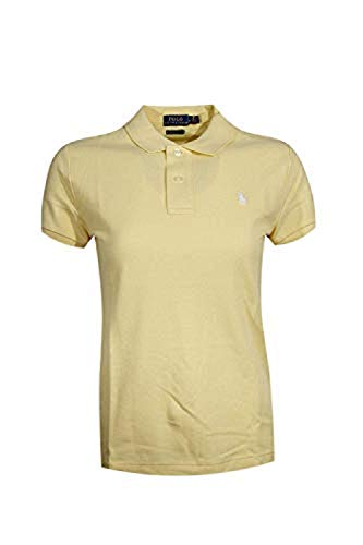 Polo Ralph Lauren Women's Classic Fit Mesh Polo Shirt