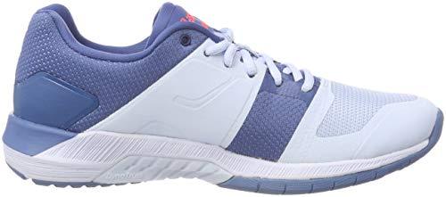 soft Sky quest Gel white De Chaussures Femme Ff Bleu Asics 400 Fitness dB81zwq5qH