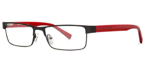 Armani Exchange AX 1009 Men's Eyeglasses Black/Samba 53