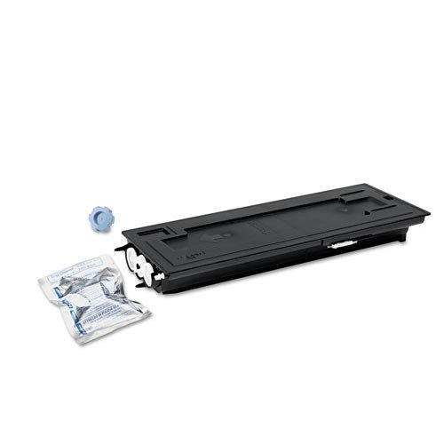 Kyocera 370AR011 Model TK-421 Black Toner Kit For use with Kyocera KM-2550 and CS-2550 Copy Machines, Up to 15000 Pages Yield at 5% Average Coverage, Includes 2 Waste Toner Containers and Grid Cleaner