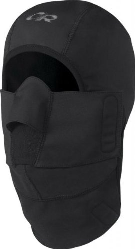 Outdoor Research Gorilla Balaclava Hat, Black, Small by Outdoor Research (Image #1)