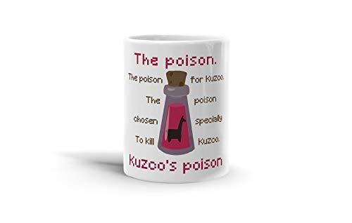Kuzco's Poison 11 Oz Coffee Mug-A3EM4GGT86V33
