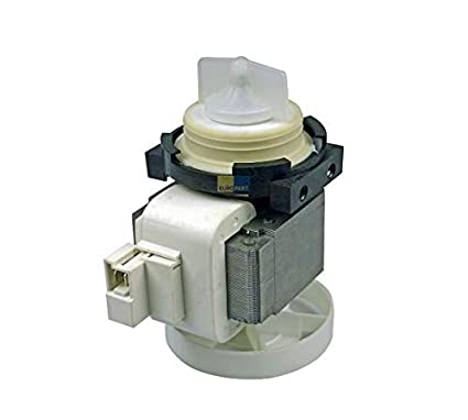 Bomba de desagüe para lavadora secadora 95 W Miele 3568614 W 800 ...