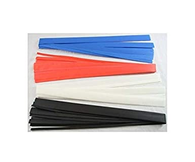 80ft heat shrink tubing wrap sleeves assortment color wire harnesses Clear Heat Shrink Sleeves