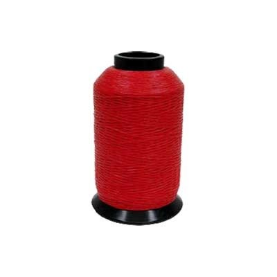 BCY INC 8190 Bowstring Material Red Bcy 8190 Bowstring Material