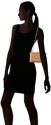 Calvin Klein Novelty Cork Box Clutch