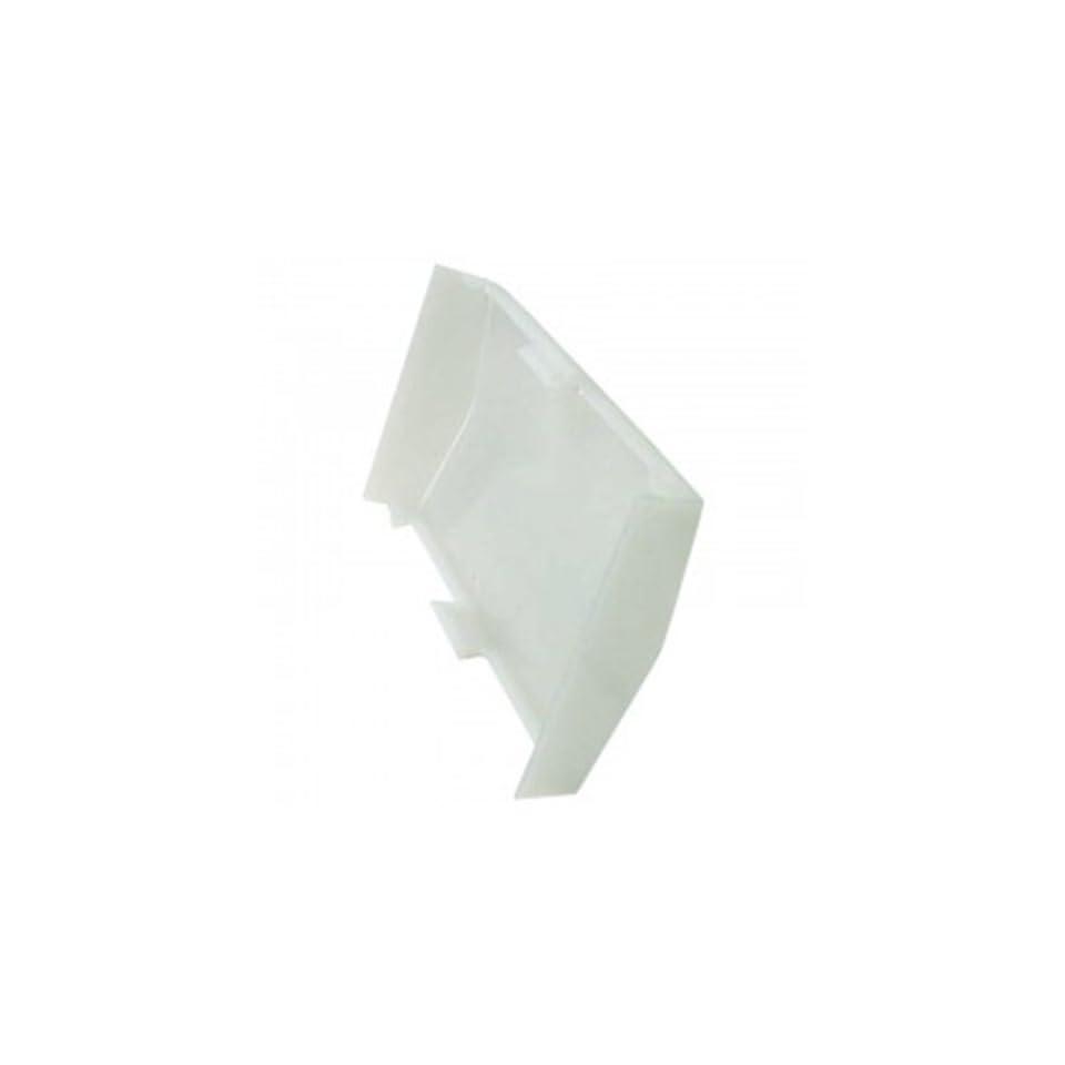 PART # 89108000 GENUINE FACTORY OEM ORIGINAL BROAN NUTONE BATHROOM VENT FAN LIGHT LENS COVER (FITS 763RLN)