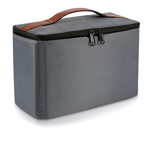 Camera Insert Bag Padded Backpack Case DSLR SLR Camera Travel Inner Case for Sony,Canon,Nikon,Olympus