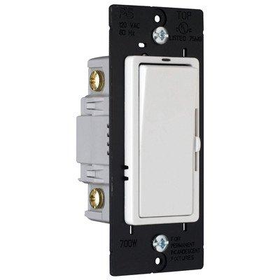 Legrand Harmony 703W Decorator Dimmer Single Pole/Three Way in Ivory ...