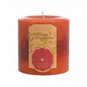 Vegan Valentine's Day Gifts: candle