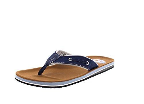 Australian Shoes - Egmond At Sea - Blue
