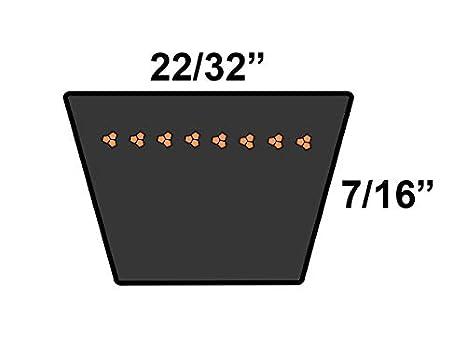 CATERPILLAR 9L6641 Replacement Belt