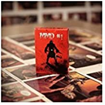 MMD Comic Deck #2 by Handlordz, LLC - Trick by Handlordz LLC