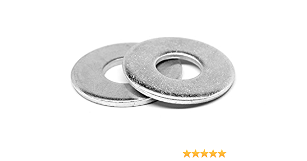 #0 x 7//64 x 0.015 NAS620 Flat Washer Stainless Steel 18-8 Pk 100