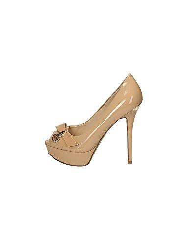 Guess - Zapatos de vestir para mujer Beige