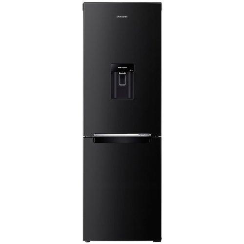 Samsung RB29FWRNDBC Freestanding Fridge Freezer in Gloss Black