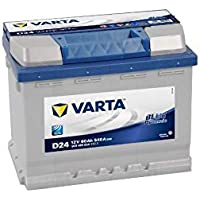 Varta D24 Blue Dynamic Batería de arranque 5604080543132