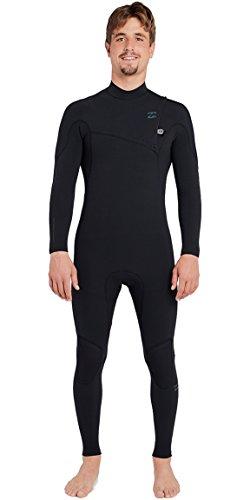 Billabong Furnace Carbon Comp Ziperless Wetsuit Large Black