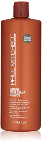 te Color Repair Shampoo,33.8 Fl Oz (Paul Mitchell Color Protect Daily Shampoo)