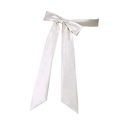 SACASUSA (TM) Bridal Wedding Sash Belt in Ivory