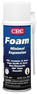 CRC Industries Inc 14077 - Foam Sealant - Aerosol Can, 16 oz by CRC Industries Inc (Image #1)