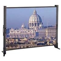 40IN Dia Presenter Portable Table Wide Power 4:3 24X32IN