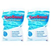 ZeoSand Filter Media - Replacement Filter Media For Sand Filters - 175 lbs.