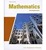 Mathematics with Applications, Lial and Lial, Margaret L., 0321624297