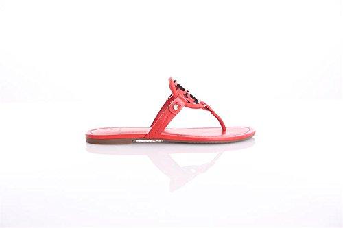 1e33c641c1fe Galleon - Tory Burch Women s Vachetta Leather Flat Thong Sandals - Miller  (10