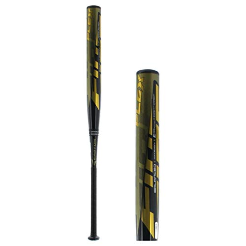 Easton Fire Flex Gold Balanced USSSA Slow Pitch Softball Bat: SP18FFGD SP18FFGD