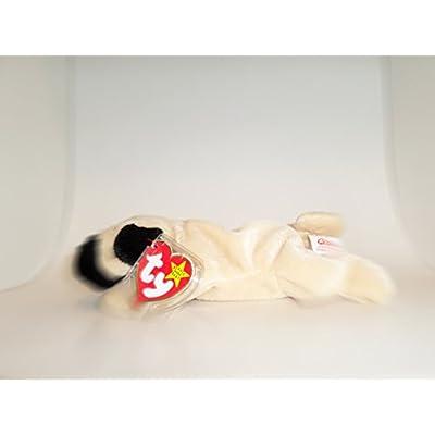 Ty Beanie Babies - Pugsly the Pug Dog: Toys & Games