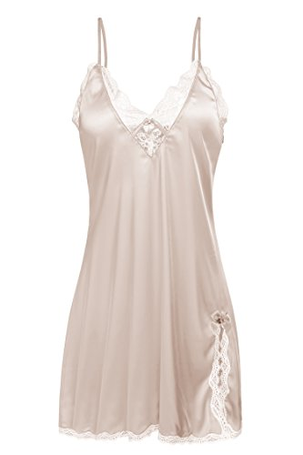ekouaer-womens-nightshirts-satin-sleepwear-chemises-slipbeige-xl